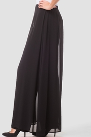 Joseph Ribkoff  Go with the Flow Wide Leg Pants - Back cropped