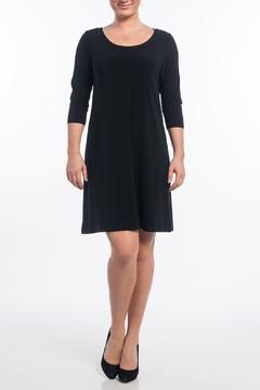 Shoptiques Product: 3/4 Sleeve LBD