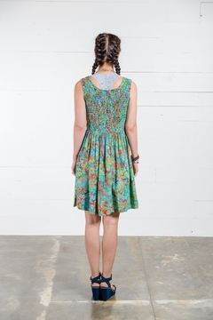 Go Fish Clothing Floral Dress - Alternate List Image