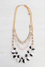 Go Fish Clothing Layered Necklace - Front cropped