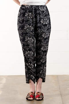 Shoptiques Product: Printed Pull-On Pant