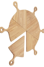 Go Home Ltd. Pizza Boards Set - Front cropped
