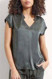 Go Silk Go Anytime Tee - Front cropped