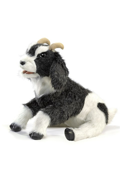 Folkmanis Goat Puppet - Product List Image