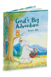 The Birds Nest GOATS BIG ADVENTURE BOOK - Product Mini Image
