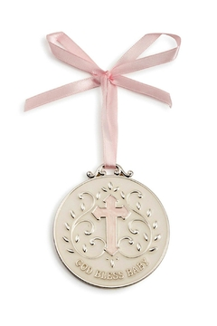 DEMDACO God-Bless-Baby-Girl-Keepsake-Medallion - Product List Image