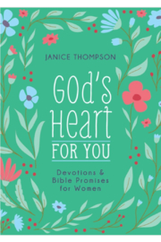 Barbour God's Heart for You Book - Product Mini Image