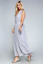 Racine Goddess Maxi Dress - Back cropped
