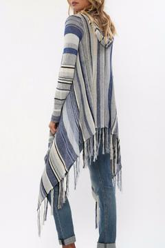 Shoptiques Product: Linsey Hooded Wrap