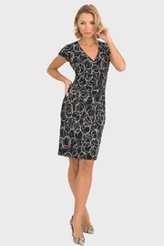 Joseph Ribkoff  Going in Circles Dress - Product Mini Image