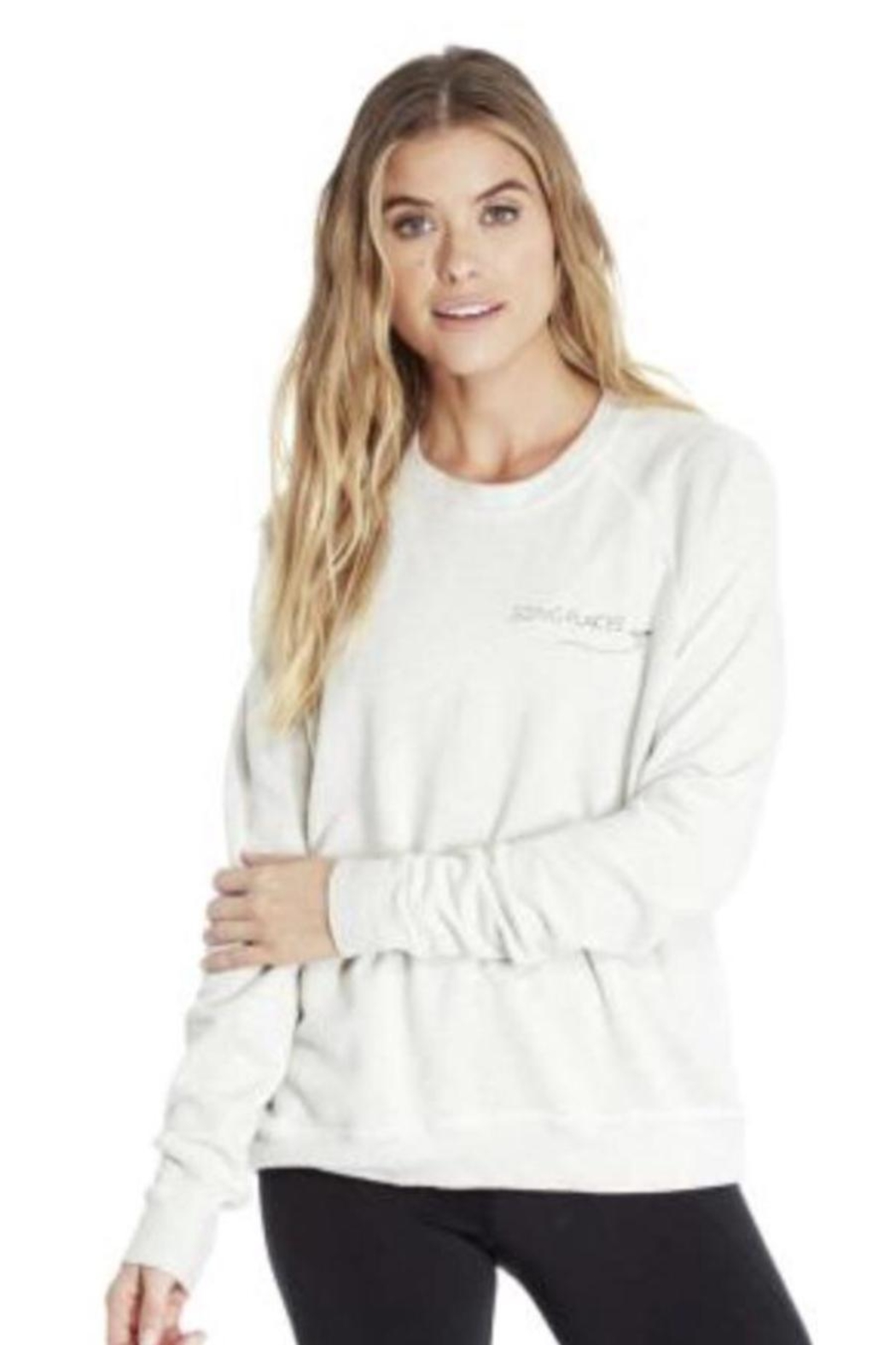 Good hYouman Going Places Sweater - Main Image