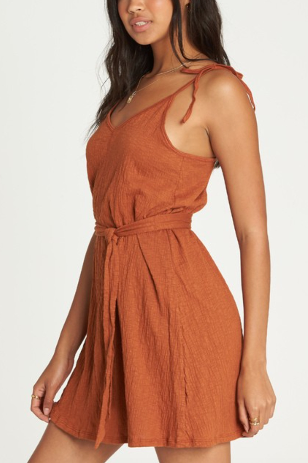 Billabong Going Steady Dress - Side Cropped Image