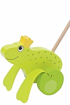 Shoptiques Product: Frog King Push