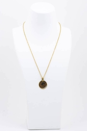 Eli Halili Gold Ancient Coin - Front full body