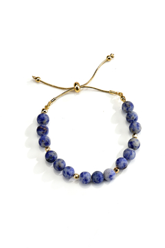 Gift Craft Gold And Marble Bracelet - Product List Image