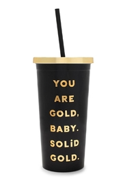 ban.do Gold Baby Tumbler - Product Mini Image