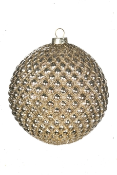 Sullivans Gold Ball Ornament - Product List Image