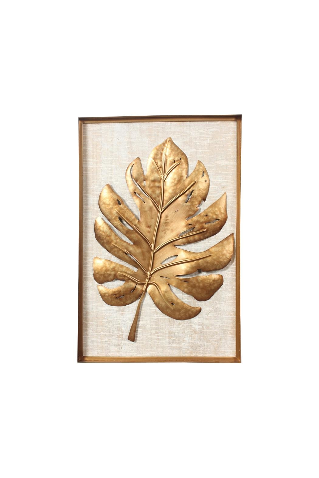 C. J. Marketing Ltd. Gold Big-Leaf Frame - Main Image