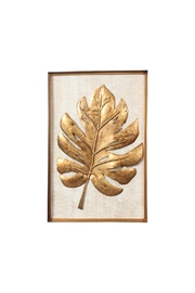 C. J. Marketing Ltd. Gold Big-Leaf Frame - Product Mini Image