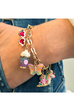 Charm It Gold Butterfly Charm - Alternate List Image