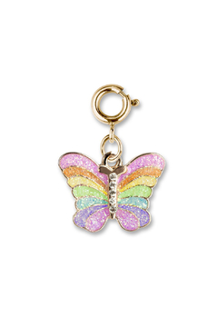 Charm It Gold Butterfly Charm - Product List Image