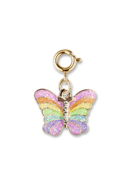 Charm It Gold Butterfly Charm - Front cropped
