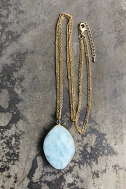 Cashmere N Tee Gold-Chain Pendant-Necklace - Product Mini Image