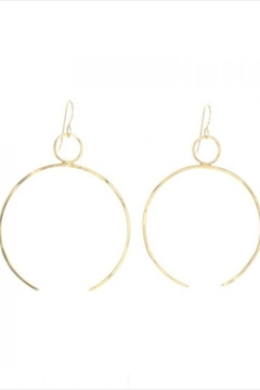 Lotus Jewelry Studio Gold Cleo Earrings - Product List Image