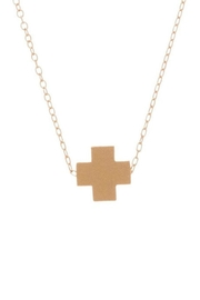 enewton designs Gold Cross Necklace - Product Mini Image