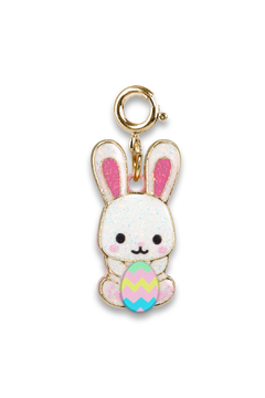 Charm It Gold Easter Bunny Charm - Alternate List Image