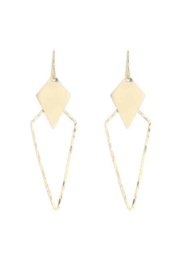 Lotus Jewelry Studio Gold Estelle Earrings - Product Mini Image