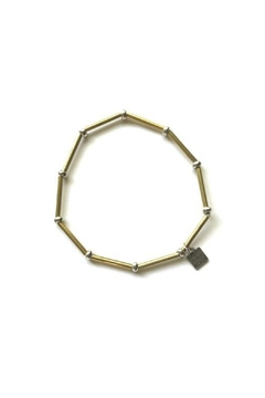 Rope the Moon Gold Farrow Bracelet - Alternate List Image