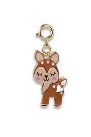 Charm It Gold Fawn Charm - Product Mini Image