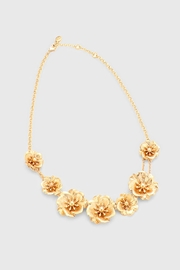 Wild Lilies Jewelry  Gold Floral Necklace - Product Mini Image