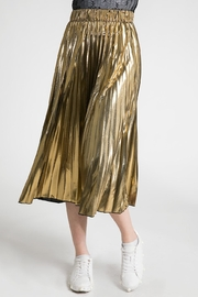 Sans Souci Gold Foil Skirt - Product Mini Image