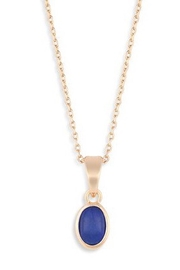 DEMDACO Gold Giving Necklace - Product Mini Image