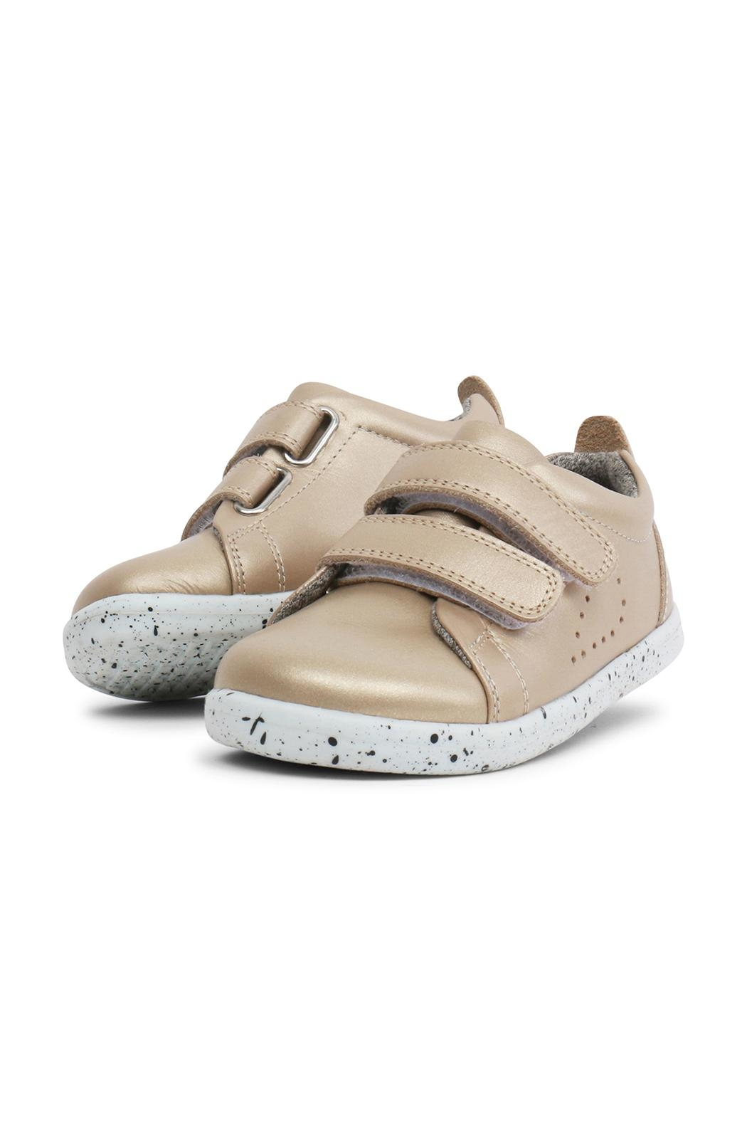 Bobux Gold Grass-Court Shoes - Main Image