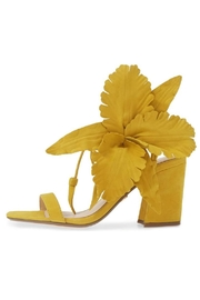 Cecelia New York Gold Hibiscus Heel - Product Mini Image