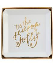 Shoptiques Product: Gold Holiday Platter
