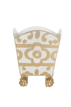 Shoptiques Product: Gold Klimt Cachepot