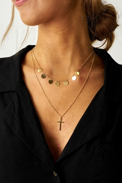 Shoptiques Product: Gold Layered Necklace