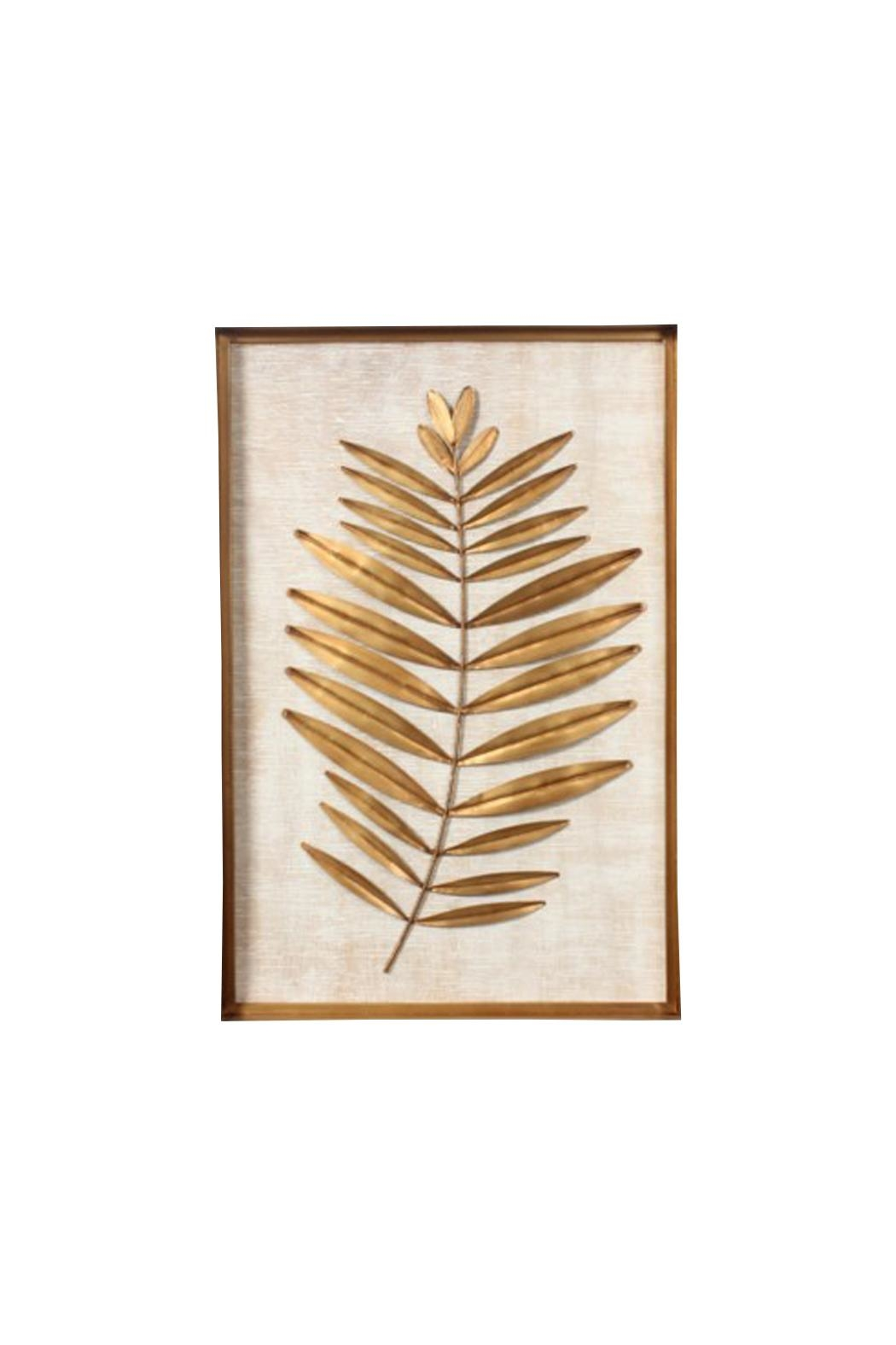C J Marketing Ltd Gold Leaf Frame From Canada By Mountain Home