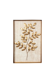 C. J. Marketing Ltd. Gold Leaves Frame - Product Mini Image