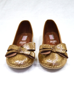 Annik Flats Gold Marieta Flat - Alternate List Image