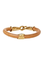 Alkemie Jewelry Gold Patina Bracelet - Product Mini Image
