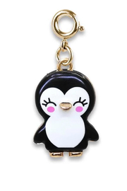 Charm It Gold Penguin Charm - Product Mini Image