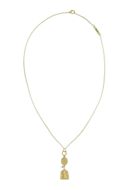 Treasure Rookie Gold Plated Necklace - Product Mini Image