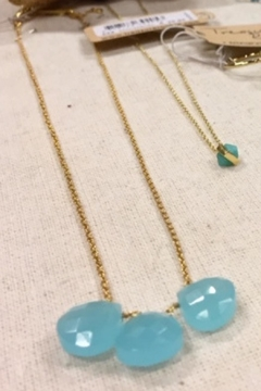 Treasure Rookie Gold Plated Necklace - Product List Image