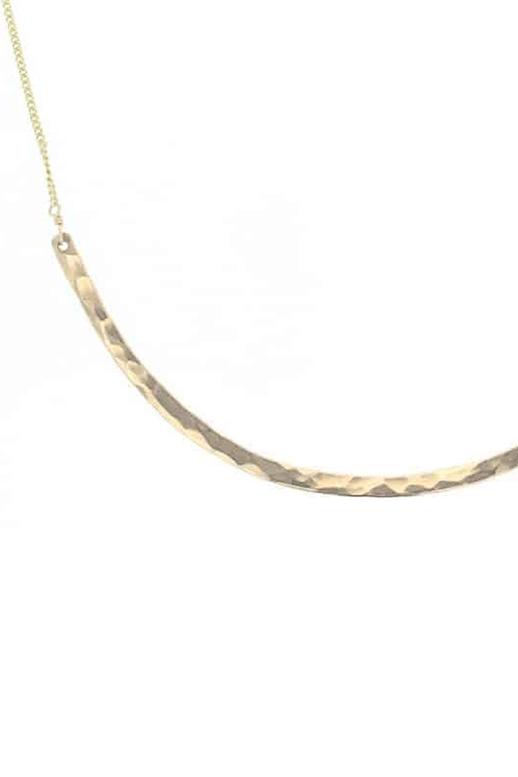 Lotus Jewelry Studio Gold Regal Necklace - Front Full Image