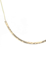 Lotus Jewelry Studio Gold Regal Necklace - Front full body